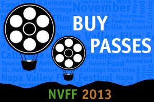 2013 Napa Valley Film Festival Passes