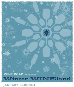 2014 Winter WINEland logo
