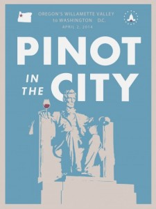 Pinot in the City DC logo