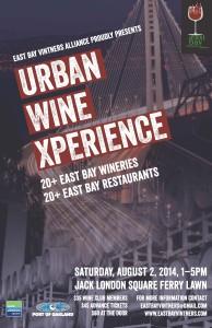 2014 Urban Wine Experience