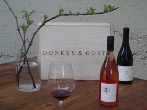 Donkey & Goat