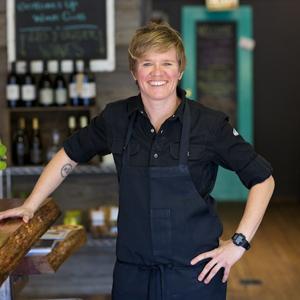 Chef Crista Luedtke