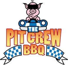 The Pit Crew BBQ Logo