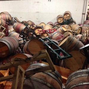 Napa Earthquake Impact Matthiasson Wines
