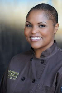 Chef Tanya Holland