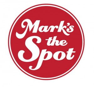 Mark's the Spot logo