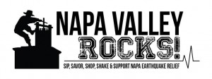 Napa Valley Rocks! Logo