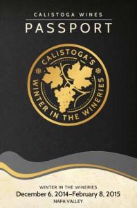Calistoga Winter in the Wineries Passport