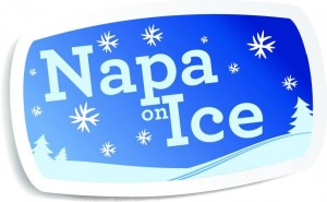 Napa on Ice Logo