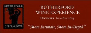 Rutherford Wine Experience