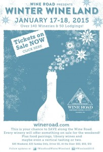 2015 Winter WINEland