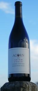 Acorn Winery 2011 Axiom Syrah