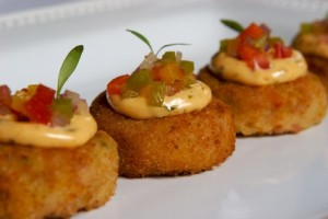 Crab Cake Cookoff at Crab, Wine and Beer Festival