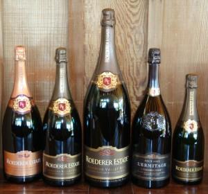 Roederer Estate Sparkling Wines