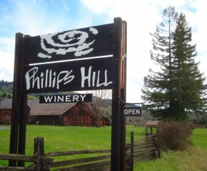 Phillips Hill Winery