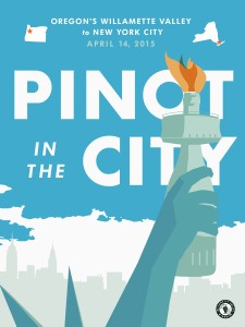 Pinot in the City NYC