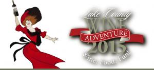 2015 Lake County Wine Adventure Logo