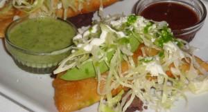 Empanada from Napa Valley Bistro