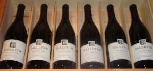 Balletto Pinot Noirs