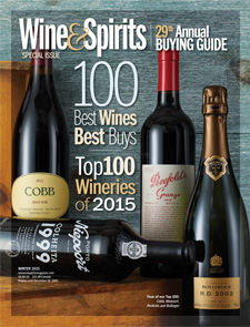 2015 Wine & Spirits Top 100 Issue