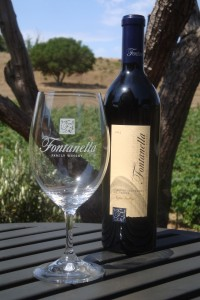Fontanella Family Winery, one of Napa Valleys Mt Veeder wineries