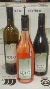 Rulo Winery in Walla Walla