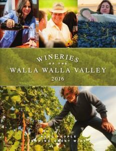 Walla Walla Winery Guide Cover