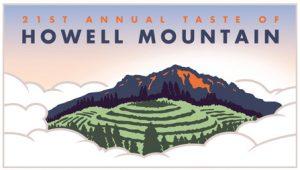 2016 Taste Of Howell Mountain)