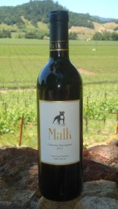 Malk Family Vineyards in Stags Leap