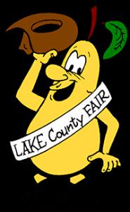 Lake County Fair Mascot