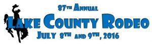 Lake County Rodeo Header