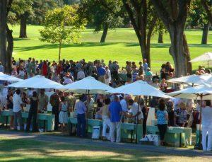 Napa Valley Wine Library Association Tasting