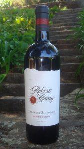 Robert Craig Mt. Veeder Cabernet Sauvignon