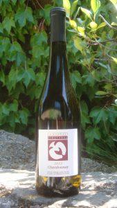 Godspeed Vineyards Chardonnay
