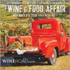 2016 Wine & Food Affair