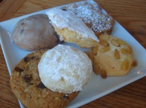 Cookies at Il Grillo
