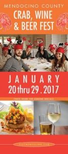 Crab, Wine and Beer Fest Brochure
