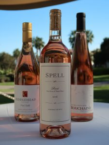 Rosé Wines from Pinot Noir Grapes
