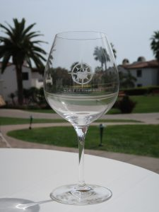 World of Pinot Noir Glass