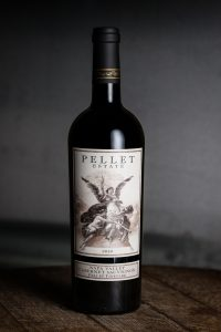 Pellet Estate, winery in St. Helena Appellatiion