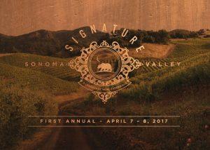 Signature Sonoma Valley