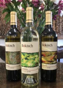 Bokisch Vineyards, a favorite Lodi Wine Tasting destination