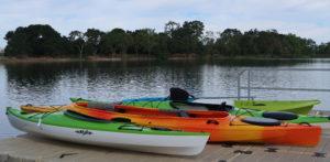 Headwaters Kayak at Lodi Lake