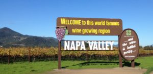 Napa Valley, in need of wine country recovery