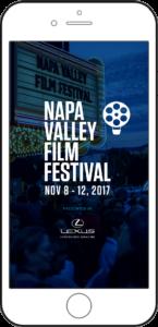 2017 Napa Valley Film Festival App Pic