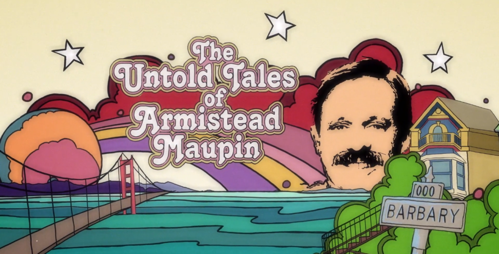 The Untold Tales of Armistead Maupin, at 2017 Napa Valley Film Festival