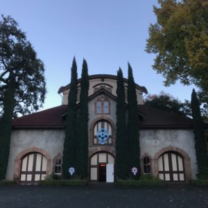 Charles Krug Winery in St. Helena Appellation