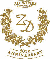 ZD Wines 50th Anniversary Gold Standard
