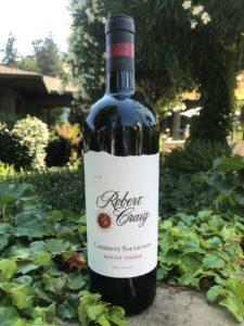Robert Craig Winery Mount Veeder Cabernet Sauvignon