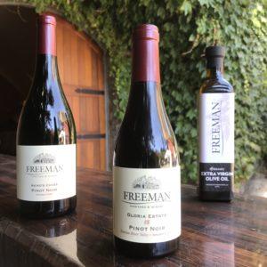 Freeman Winery